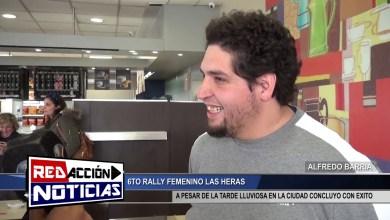 Photo of Redacción Noticias |  6° RALLY DE LA MUJER EN LAS HERAS – SANTA CRUZ – A.L.A.C.A.S