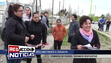 Photo of Redacción Noticias |  RECLAMOS POR APERTURA DEL CLUB RUKAILYN – LAS HERAS SANTA CRUZ