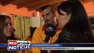 Photo of Redacción Noticias |  CLUB LOS ALCONES – LAS HERAS SANTA CRUZ
