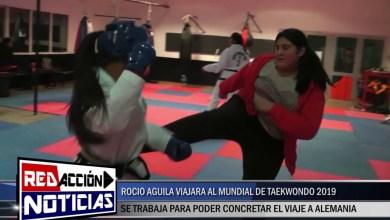 Photo of Redacción Noticias |  ROCIO AGUILA YA ESTA EN EL MUNDIAL DE TAEKWONDO ALEMANIA 2019 – LAS HERAS SANTA CRUZ
