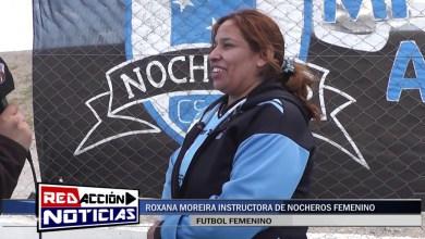 Photo of Redacción Noticias |  ROXANA MOREIRA – AGENDA 2018 PARA NOCHEROS FEMENINO – LAS HERAS SANTA CRUZ
