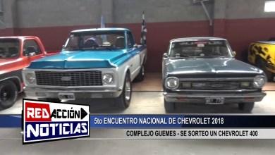 Photo of Redacción Noticias    5TO ENCUENTRO NACIONAL DE CHEVROLET 2018 – LAS HERAS SANTA CRUZ