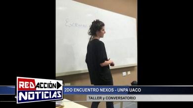 Photo of Redacción Noticias |  2DO ENCUENTRO NEXOS – LAS HERAS SANTA CRUZ