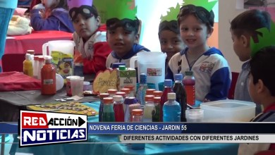 Photo of Redacción Noticias |  FERIA DE CIENCIAS JARDIN 55° – LAS HERAS SANTA CRUZ