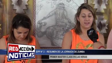 Photo of Redacción Noticias |  RESUMEN DE LA JORNADA DE ZUMBA – LAS HERAS SANTA CRUZ