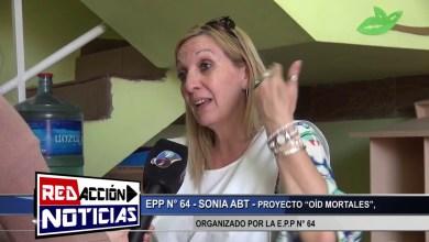 Photo of Redacción Noticias |  PROYECTO OID MORTALES – SONIA ABT – LAS HERAS SANTA CRUZ