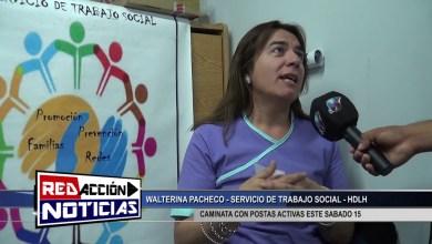 Photo of Redacción Noticias |  CAMINATA CON POSTAS ACTIVAS – LAS HERAS SANTA CRUZ