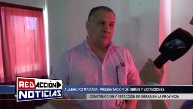Photo of Redacción Noticias |  ALEJANDRO MAIDANA – IDUV – PRESENTACION DE OBRAS Y LICITACIONES – LAS HERAS SANTA CRUZ