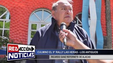 Photo of Redacción Noticias |  RICARDO SANZ – 9° RALLY LAS HERAS LOS ANTIGUOS – ALACAS – LAS HERAS SANTA CRUZ