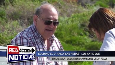 Photo of Redacción Noticias |  CAMPEONES DEL 9° RALLY LAS HERAS LOS ANTIGUOS – ALACAS – LAS HERAS SANTA CRUZ