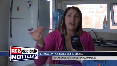 Photo of Redacción Noticias |  LAS HERAS – SANTA CRUZ – RECLAMO DE LA VECINA ATAY DEL BARRIO GUEMES – LAS HERAS.-
