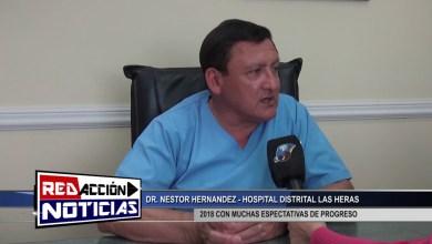 Photo of Redacción Noticias |  RESUMEN DEL AÑO – HOSPITAL DISTRITAL LAS HERAS – DR. HERNANDEZ – LAS HERAS SANTA CRUZ 2/2