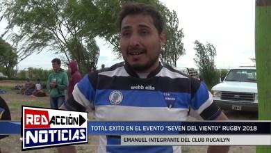 Photo of Redacción Noticias |  SEVEN DEL VIENTO RUGBY 2018 EMANUEL RUCAILYN – LAS HERAS SANTA CRUZ