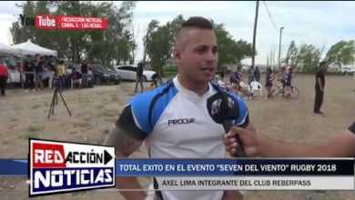 Photo of Redacción Noticias |  SEVEN DEL VIENTO RUGBY 2018 AXEL LIMA RUCAILYN – LAS HERAS SANTA CRUZ