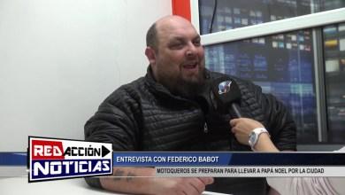 Photo of Redacción Noticias |  FEDE BABOT – MOTOQUEROS SE PREPARAN PARA LLEVAR A PAPA NOEL – LAS HERAS SANTA CRUZ