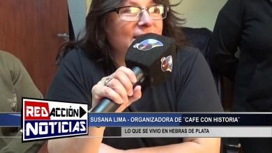 Photo of Redacción Noticias |  CAFE CON HISTORIA LO QUE SE VIVIO 2/2 – LAS HERAS SANTA CRUZ 2018
