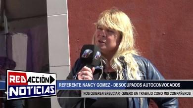 Photo of Redacción Noticias    NANCY GOMEZ – NOS QUIEREN ENSUCIAR – LAS HERAS SANTA CRUZ