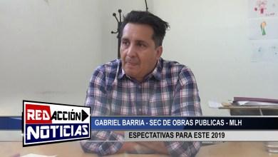 Photo of Redacción Noticias |  GABRIEL BARRIA SEC. OBRAS PUBLICAS – LAS HERAS SANTA CRUZ 2/2