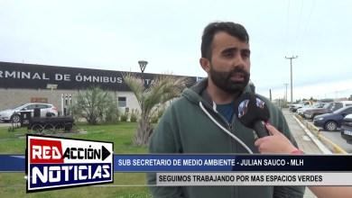 Photo of Redacción Noticias |  SUB SECRETARIO DE MEDIO AMBIENTE JULIAN SAUCO – LAS HERAS SANTA CRUZ