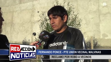 Photo of Redacción Noticias |  PONCE PTE. UNION VECINAL MALVINAS – LAS HERAS SANTA CRUZ