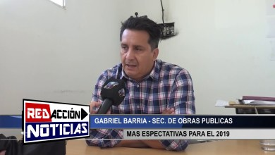 Photo of Redacción Noticias |  GABRIEL BARRIA SEC.OBRAS PUBLICAS – LAS HERAS SANTA CRUZ