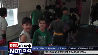 Photo of Redacción Noticias |  KICK BOXING: VIAJES Y DEBUT DE PROFESIONALISMO PARA FRANCO PUEBLA – LAS HERAS SANTA CRUZ