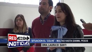 Photo of Redacción Noticias    ABOGADA LAURA DI SANTI – COLHE LAS HERAS SANTA CRUZ