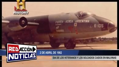 Photo of Redacción Noticias |  2 DE ABRIL DIA DE HEROES (MALVINAS ARGENTINAS) – LAS HERAS SANTA CRUZ