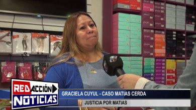 Photo of Redacción Noticias |  CASO MATIAS CERDA – LAS HERAS SANTA CRUZ