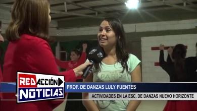 Photo of Redacción Noticias |  LULY FUENTES PROF. DANZAS NUEVO HORIZONTE – LAS HERAS SANTA CRUZ