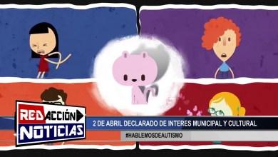 Photo of Redacción Noticias |  AUTISMO DECLARADO DE  INTERES CULTURAL Y MUNICIPAL – LAS HERAS SANTA CRUZ