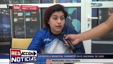 Photo of Redacción Noticias    CARLA ACOSTA HABLA SOBRE EL VIAJE QUE SE HIZO AL NACIONAL DE JUDO – LAS HERAS SANTA CRUZ