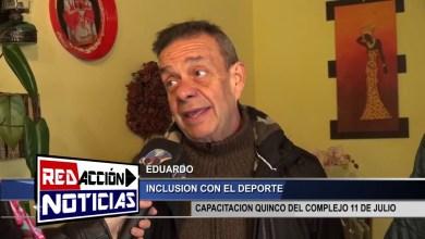 Photo of Redacción Noticias    INCLUSION A LAS PERSONAS CON DISCAPACIDAD AL DEPORTE – LAS HERAS SANTA CRUZ 2/2