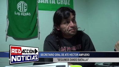 Photo of Redacción Noticias |  REF. HECTOR AMPUERO ATE – LAS HERAS SANTA CRUZ 2/2