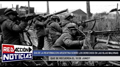 Photo of Redacción Noticias |  INFORME – MALVINAS ARGENTINAS – 10 DE JUNIO – LAS HERAS SANTA CRUZ
