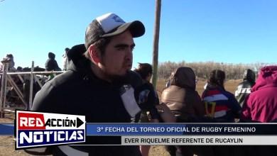 Photo of Redacción Noticias |  3ra FECHA – TORNEO OFICIAL FEMENINO EN LAS HERAS SANTA CRUZ – EVER RIQUELME RUCAYLIN