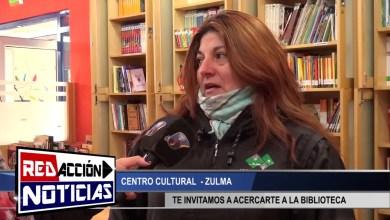 Photo of Redacción Noticias |  ESPACIO DE LECTURA CENTRO CULTURAL – LAS HERAS SANTA CRUZ