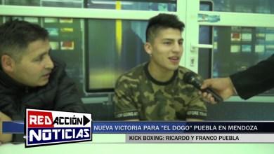 Photo of Redacción Noticias |  GRAN VICTORIA DEL DOGO PUEBLA EN MENDOZA – LAS HERAS SANTA CRUZ