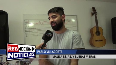 Photo of Redacción Noticias |  PABLO VILLACORTA – LAS HERAS SANTA CRUZ