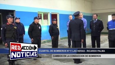Photo of Redacción Noticias |  BOMBEROS NUEVA CONDUCCION EN LA LOCALIDAD – LAS HERAS SANTA CRUZ