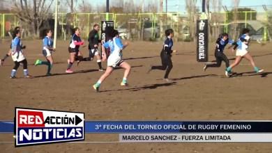 Photo of Redacción Noticias |  3ra FECHA – TORNEO OFICIAL FEMENINO EN LAS HERAS SANTA CRUZ –  MARCELO SANCHEZ FUERZA LIMITADA