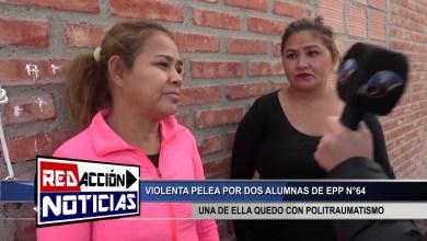 Photo of Redacción Noticias    VIOLENCIA EL EPP N°64 – LAS HERAS SANTA CRUZ