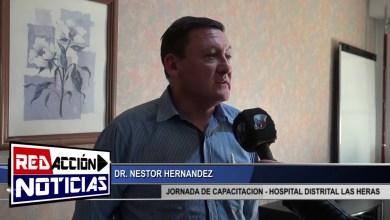 Photo of Redacción Noticias |  CHARLA Y CAPACITACION –  DR NESTOR HERNANDEZ – LAS HERAS SANTA CRUZ