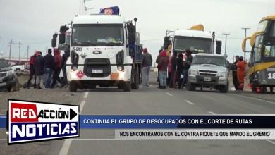 Photo of Redacción Noticias    ¨NOS ENCONTRAMOS CON UN CONTRA PIQUETE¨ – LAS HERAS SANTA CRUZ