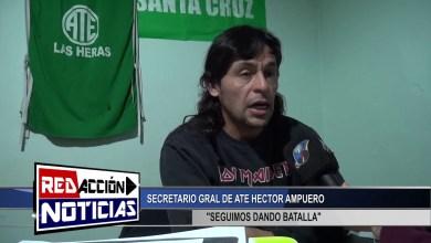 Photo of Redacción Noticias |  REF. HECTOR AMPUERO ATE – LAS HERAS SANTA CRUZ 1/2