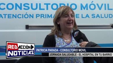 Photo of Redacción Noticias |  PATRICIA PARADA – CONSULTORIO MÓVIL – LAS HERAS SANTA CRUZ