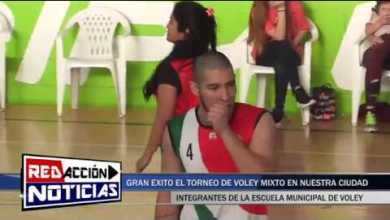Photo of Redacción Noticias |  TORNEO DE VOLEY MIXTO – LAS HERAS SANTA CRUZ