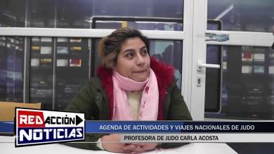Photo of Redacción Noticias |  ACTIVIDADES DE JUDO – CARLA ACOSTA – LAS HERAS SANTA CRUZ