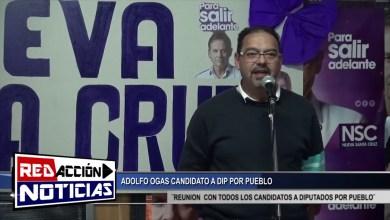 Photo of Redacción Noticias |  PALABRAS DE ADOLFO OGAS – REUNION CON CAD. A DIPUTADOS POR PUEBLO – LAS HERAS SANTA CRUZ