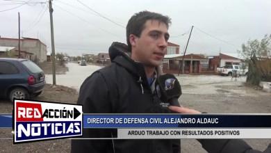 Photo of Redacción Noticias |  LAS HERAS SANTA CRUZ – DIRECTOR DE DEFENSA CIVIL